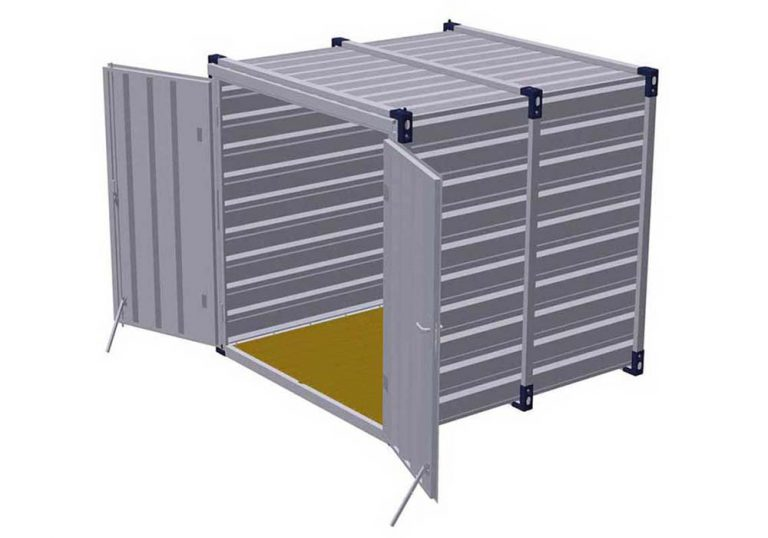 Container 2.25 meter