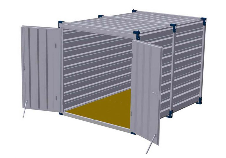 Container 3 meter